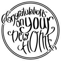 200x200 Congratulations On Your New Home Clip Art Cliparts