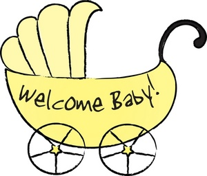 300x256 Stork Clipart Welcome Baby