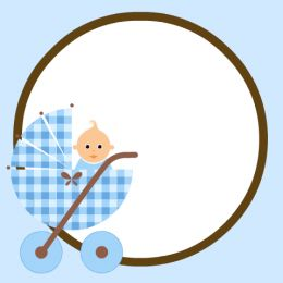 260x260 Welcome New Baby Clipart 2041195
