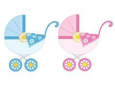 236x177 Baby Girl Stroller Baby Clipart Baby Girl
