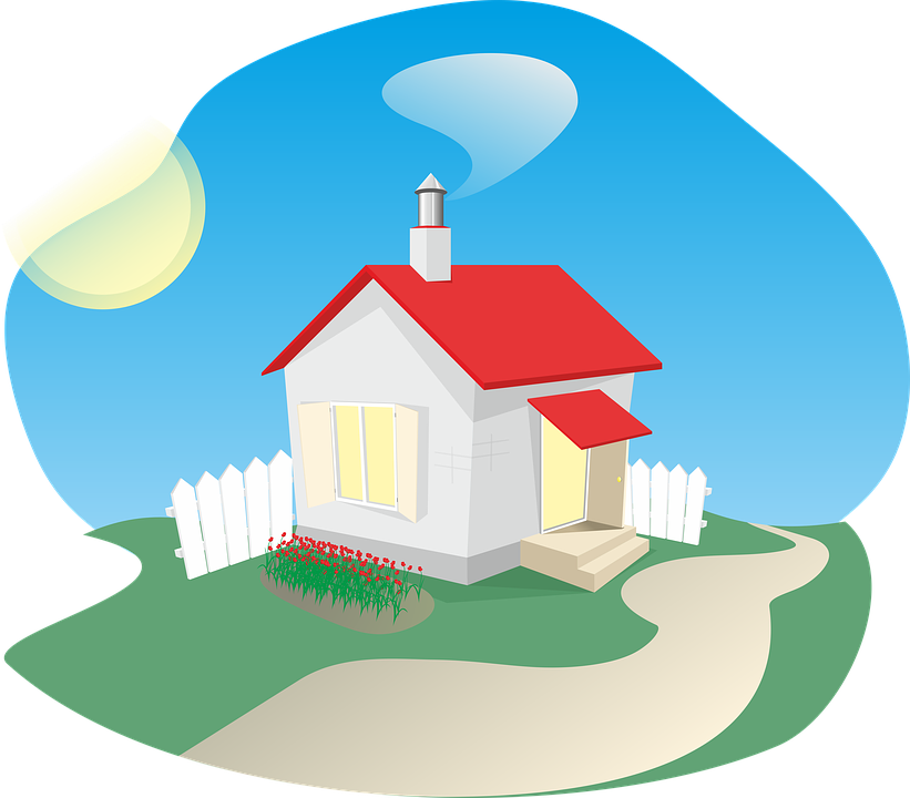 821x720 Free Illustration House Cottage Clipart Free Image On Pixabay