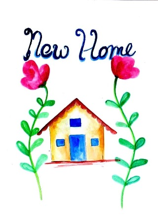 320x448 New Home, Congrats Free New Home Ecards, Greeting Cards 123