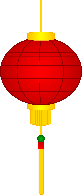 3999x9405 Red Chinese Paper Lantern