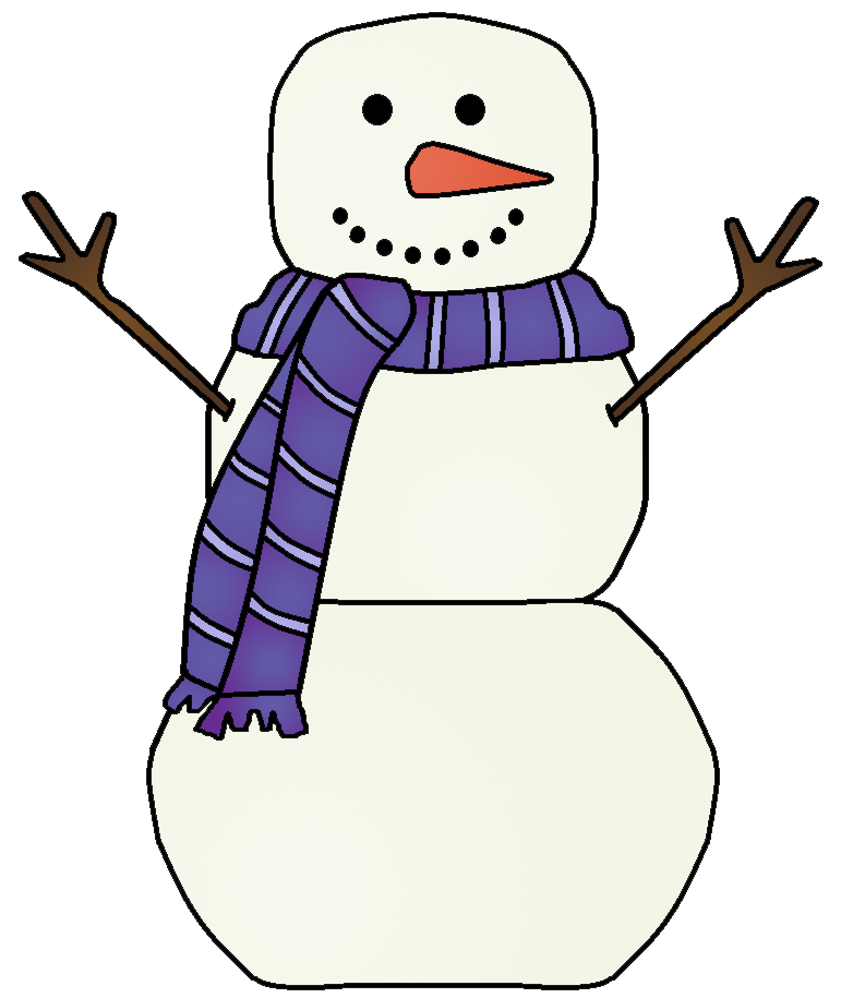 771x915 Snowman snowmen clipart free download clip art on
