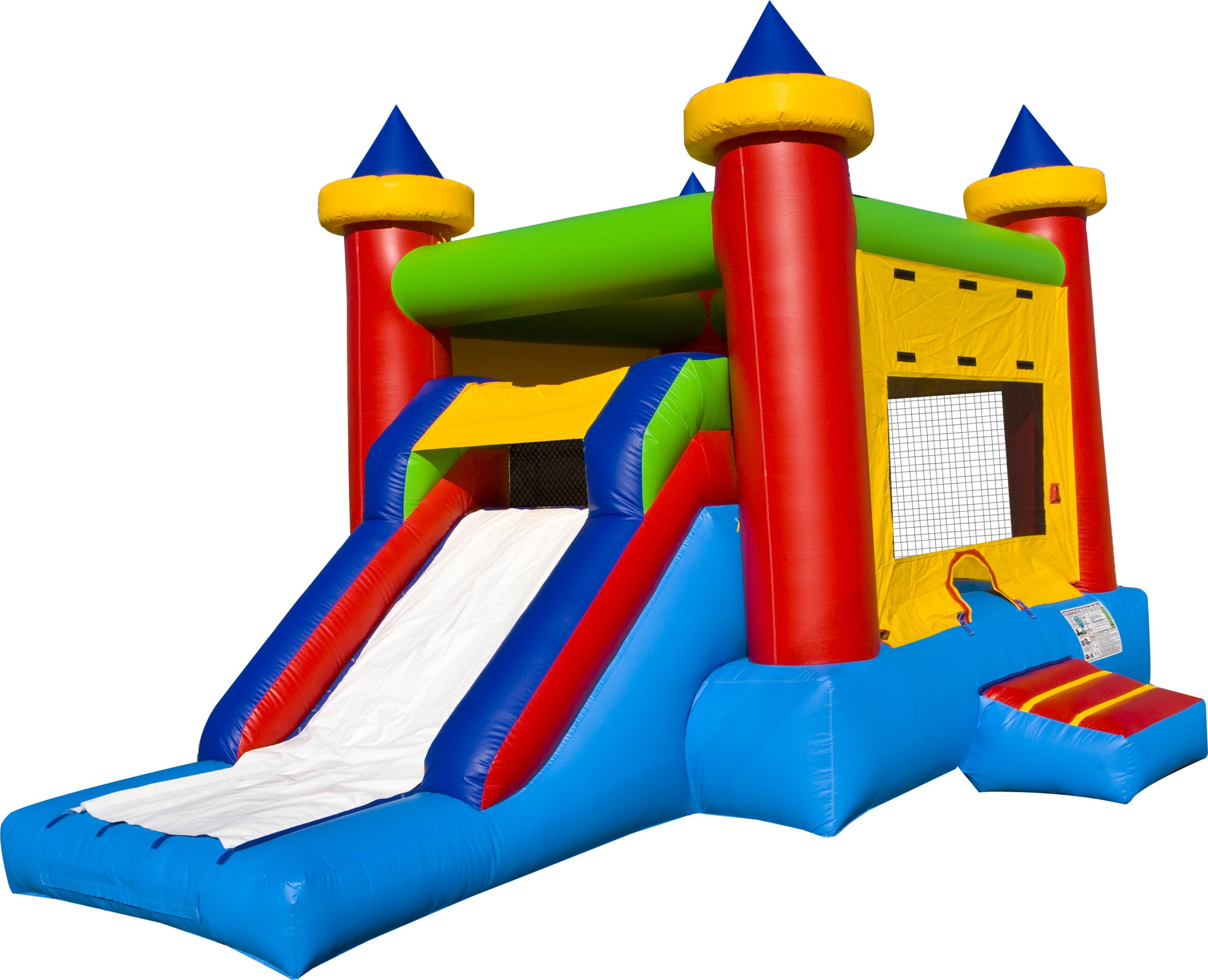 2160x1753 Carnival Bounce House Clipart