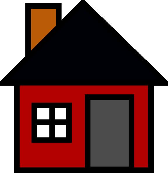 576x594 White House Small House Clip Art