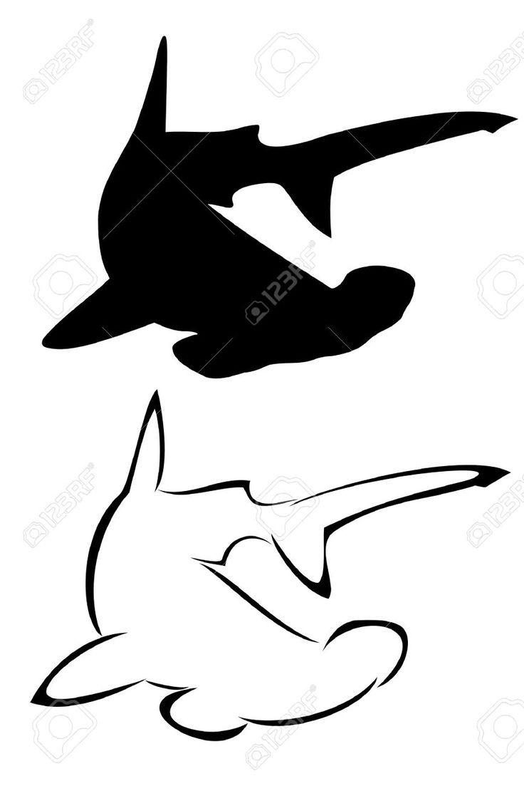 736x1103 Hammerhead Shark Clipart New Jersey