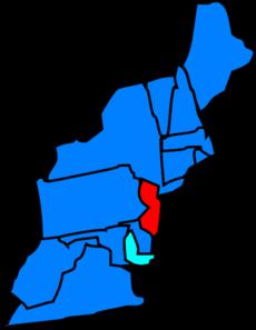 230x297 New Jersey Clip Art