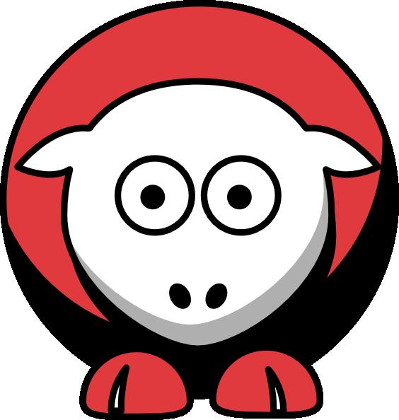 564x594 Sheep New Jersey Devils Team Colors Clip Art
