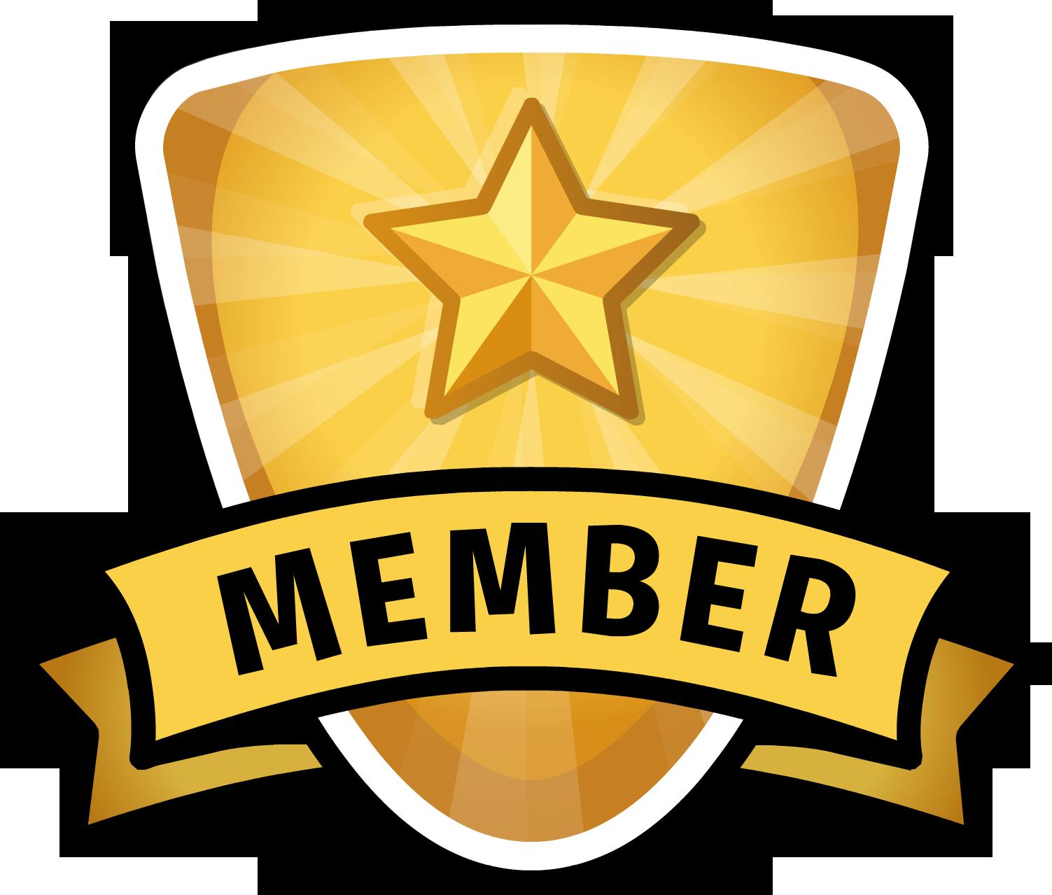 1503x1279 Club Clipart Member