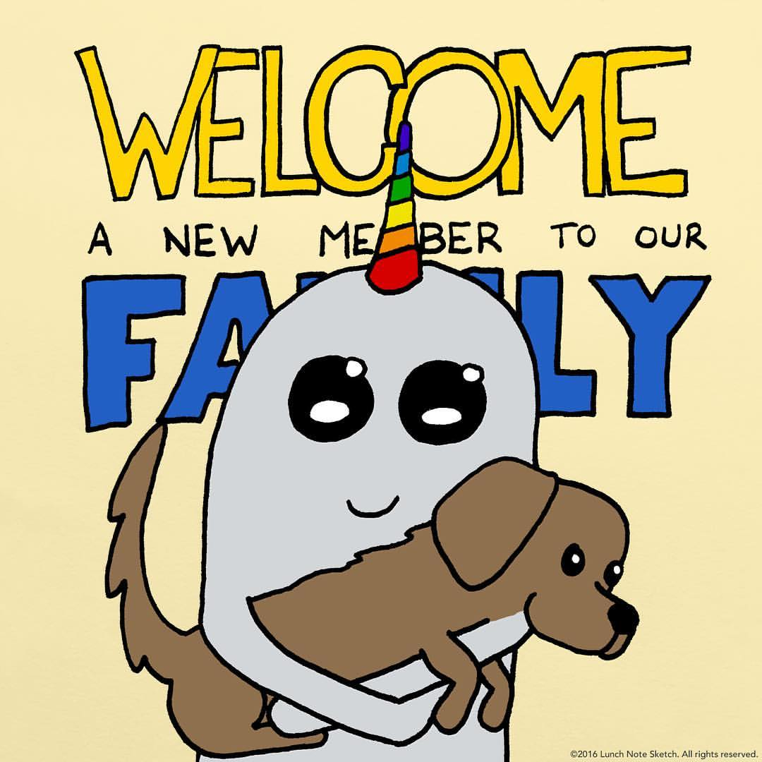 1080x1080 Welcome New Member Clipart