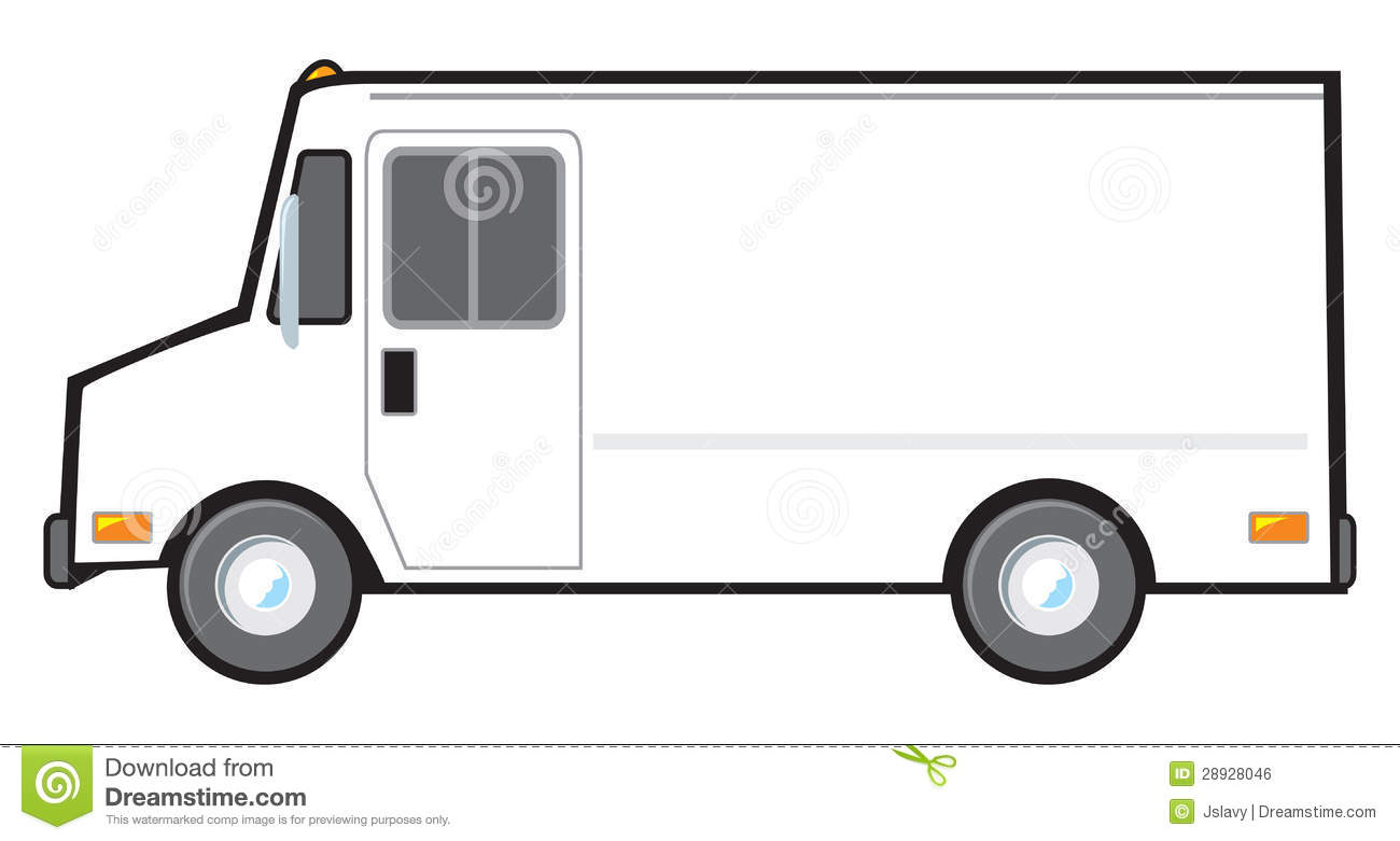 1300x781 Fedex clipart postal truck