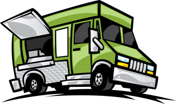 350x206 Food Trucks Cliparts#210753