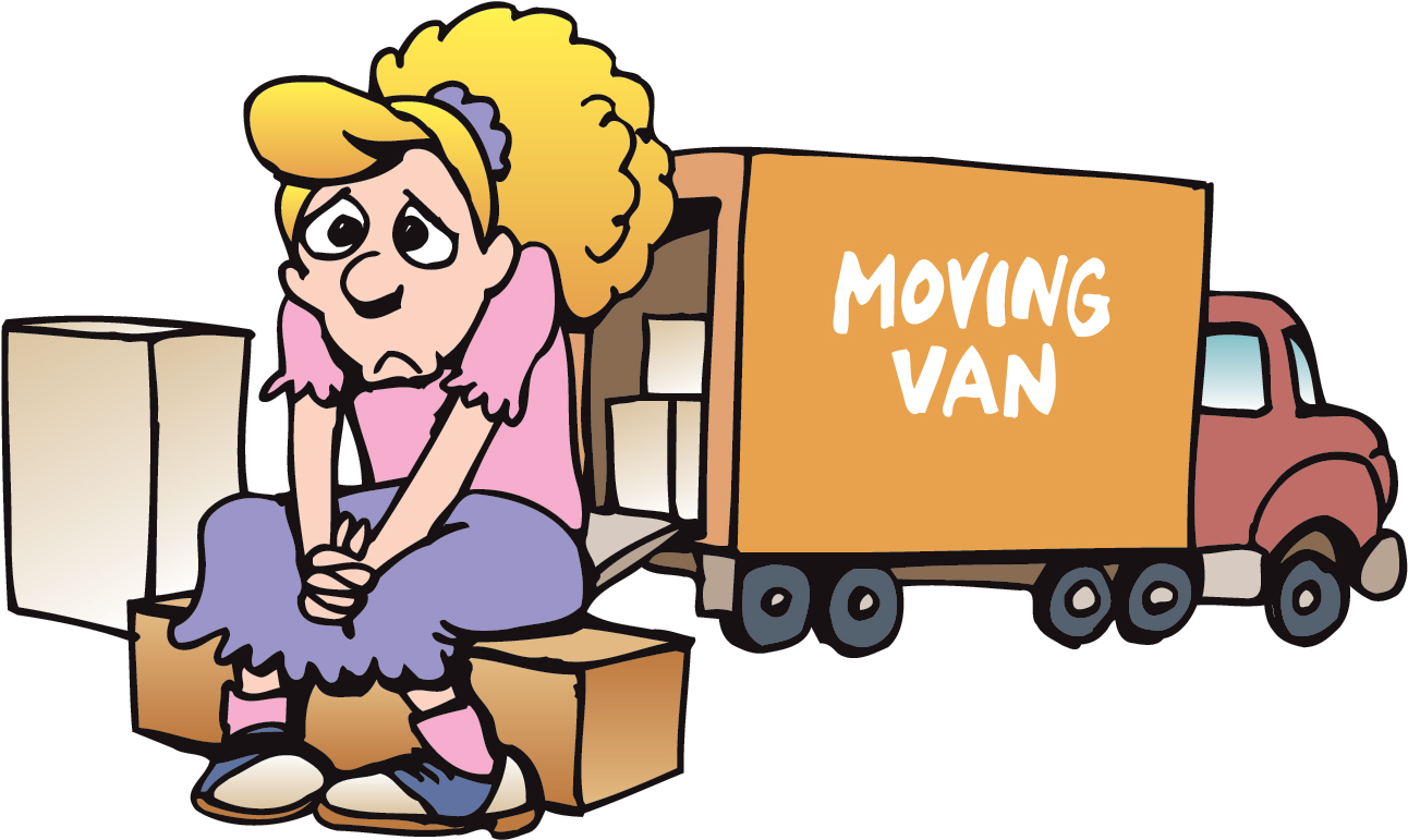 1292x771 Moving Truck Clipart Cliparts And Others Art Inspiration