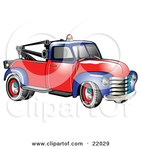 450x470 Red Ford Truck Clipart