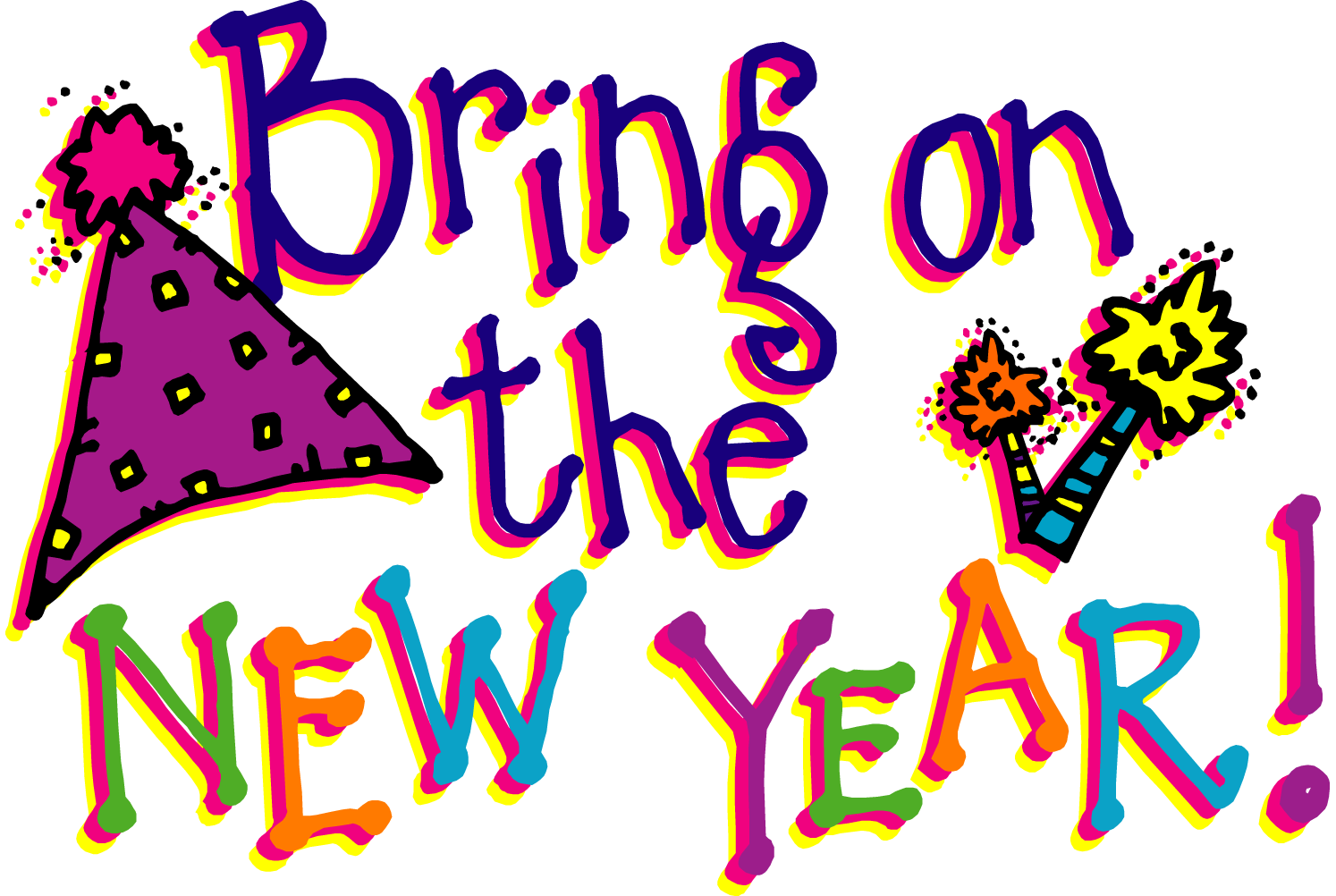 1494x1002 Happy New Year Free Clip Art Many Interesting Cliparts