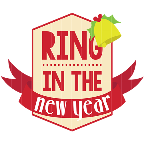 504x504 Ring In The New Year Clipart