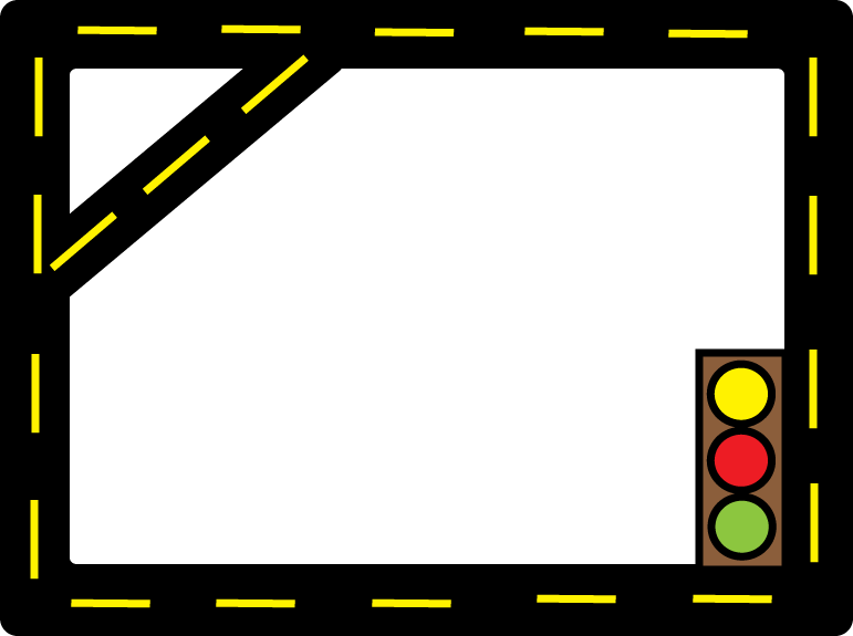 771x575 traffic clipart borders