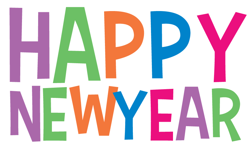 856x501 Free New Year Clip Art