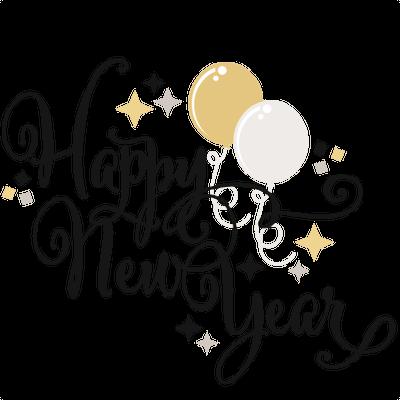 400x400 Glitter Clipart New Year