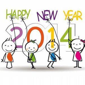 300x300 Bye Bye New Year Clip Art