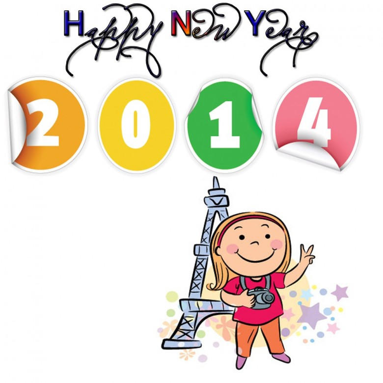 780x780 Happy New Year Clipart