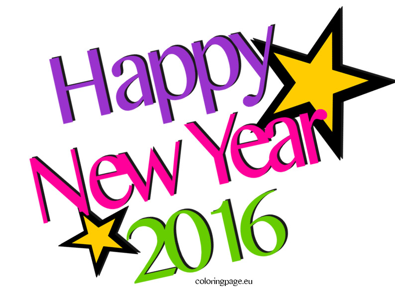 794x581 Free Clip Art Happy New Year