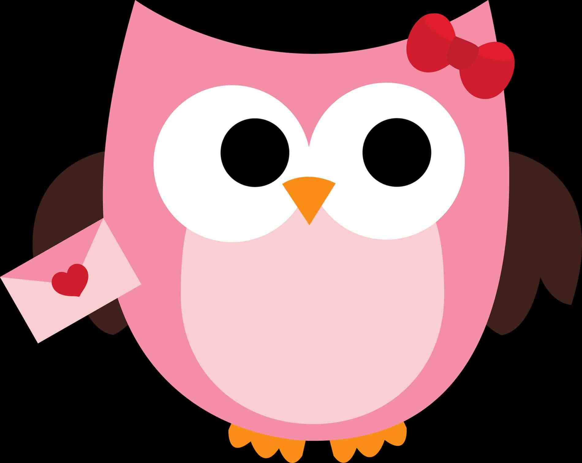 1900x1512 Art Happy New Year Clip Art Hd Picturejpg Happy Cute Christmas Owl