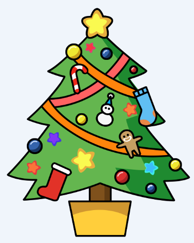 389x487 Merry Christmas Eve Clip Art