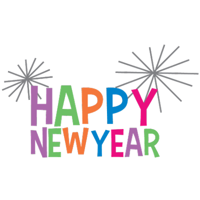 400x400 New Year's Eve Decoration Transparent Png