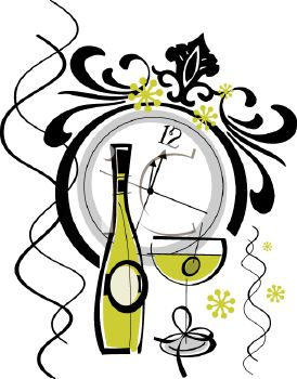 274x350 Celebration Clipart New Year's Eve