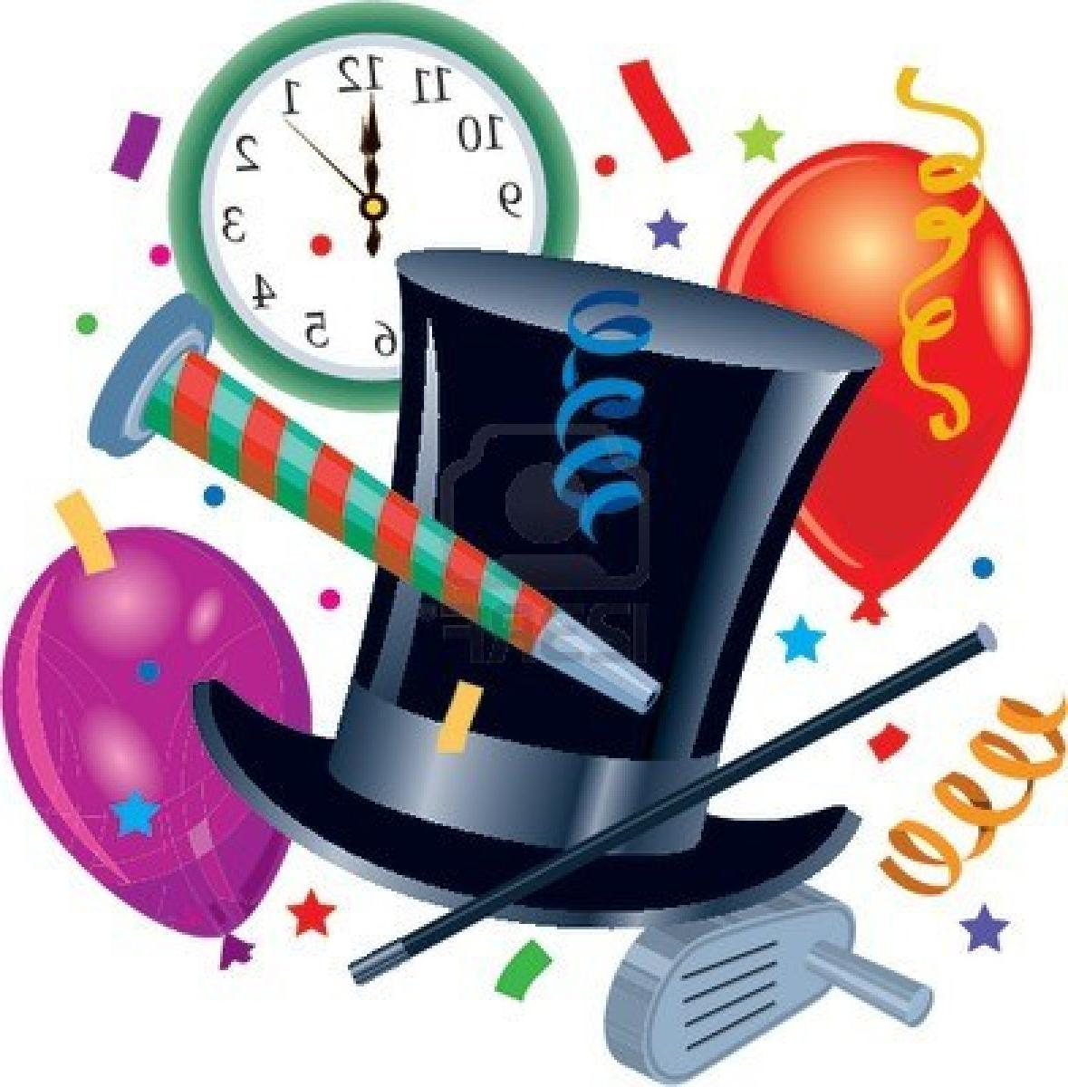 1179x1200 Hd New Year Party Clip Art File Free Free Vector Art, Images
