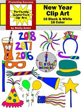 263x350 Clip Art New Year Teaching Resources Teachers Pay Teachers