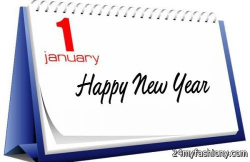 500x325 New Year Clipart January