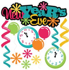 236x238 New Years Eve Clipart Free