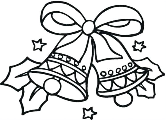 581x423 Merry Christmas Colouring Pages Printable Coloring Happy New Year