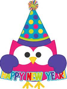 New Years Day Clipart
