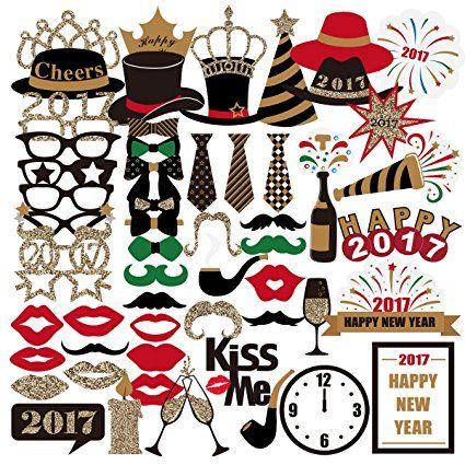 425x425 19 Best New Year's Eve Party Decoration Ideas Images