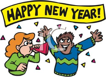 New Years Eve Clipart Free