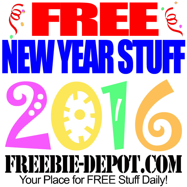 600x600 Free New Year Stuff 2016 Freebies For The New Year Free New