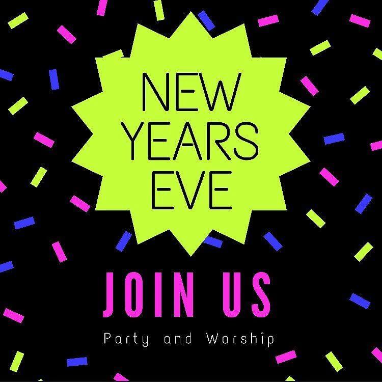 750x750 New Year's Eve Worship And Partay, Hey Hey! Tacoma Barn