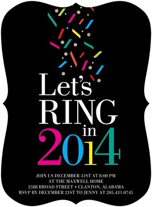309x419 New Years Eve Party Invitations