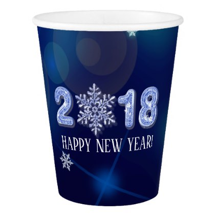 422x422 2018 New Year's Eve Party Paper Cups Party Gifts