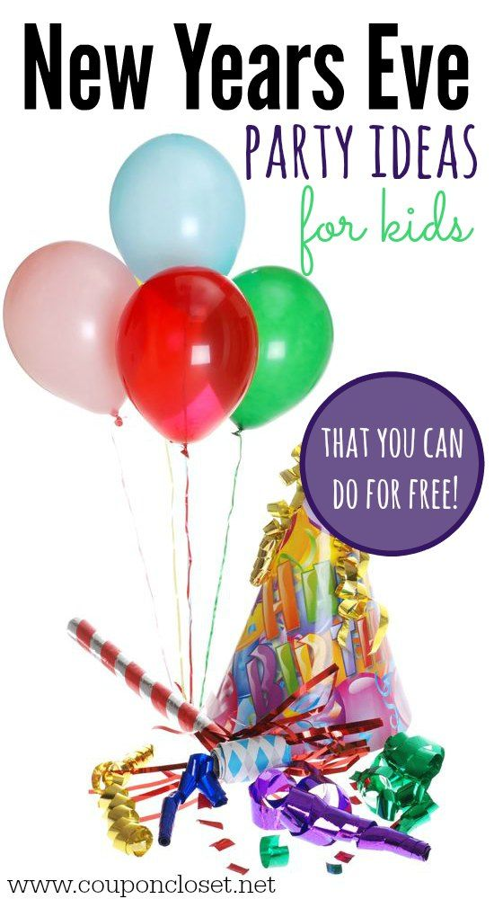 550x1000 Best New Years Eve Birthday Party Ideas