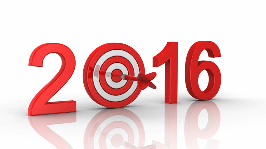 852x480 Happy New Year 2016 Stock Footage Video Shutterstock