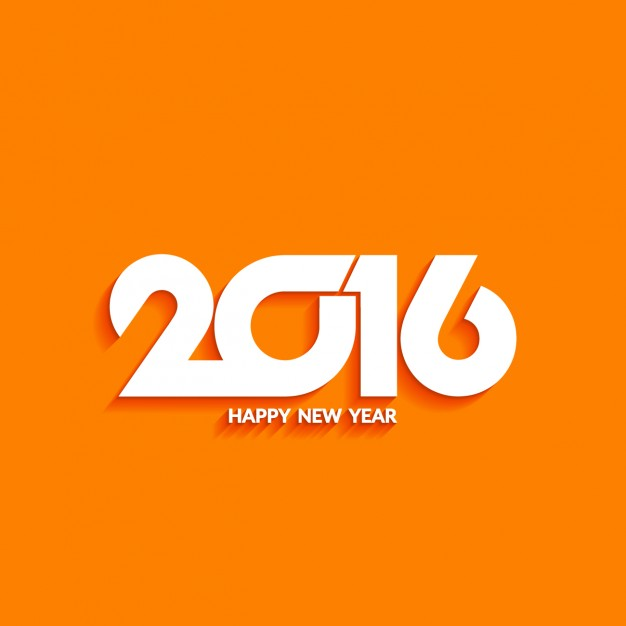 626x626 Happy New Year 2016 Vectors, Photos And Psd Files Free Download