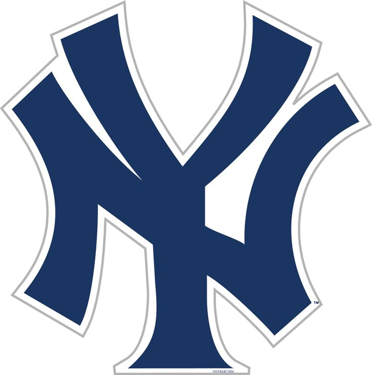 736x743 New York Yankees Clip Art Free New York Yankee Logo Clip Art