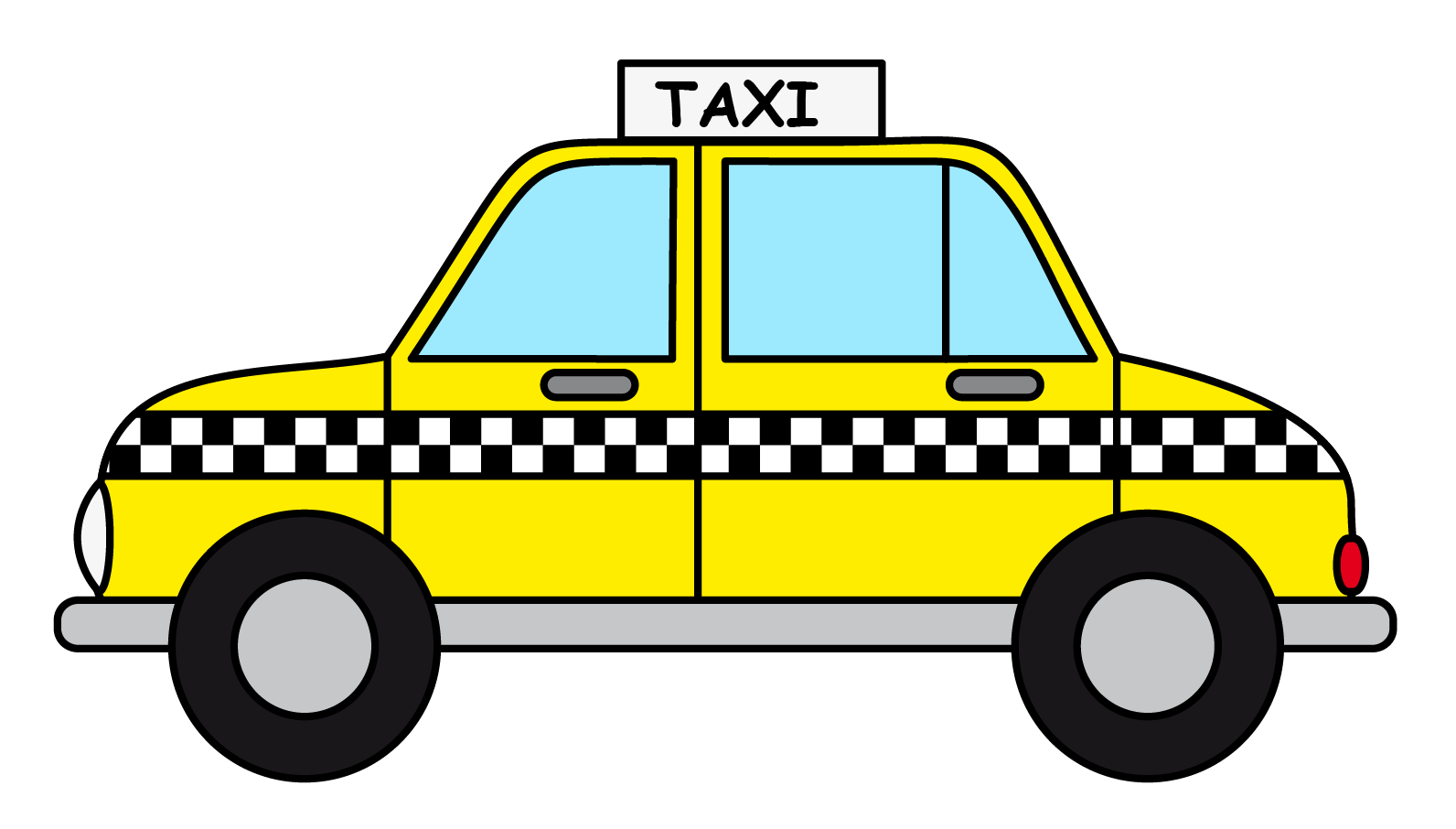 1592x906 New York Clipart New York Taxi Clipart