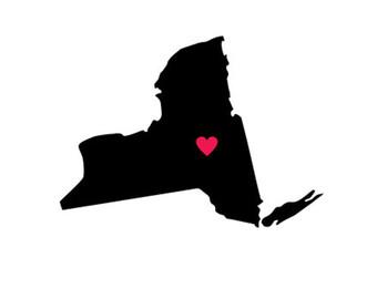 340x270 New York Heart Etsy