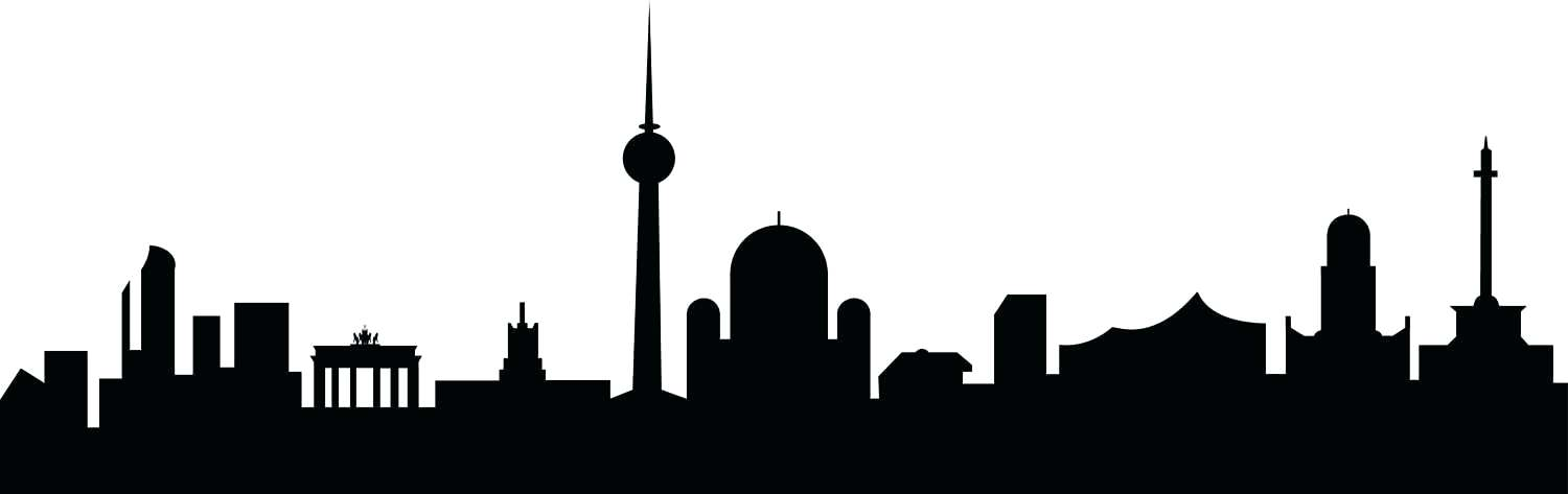 1500x473 City Skyline Clipart Building Clip Art Vectors For Creating City